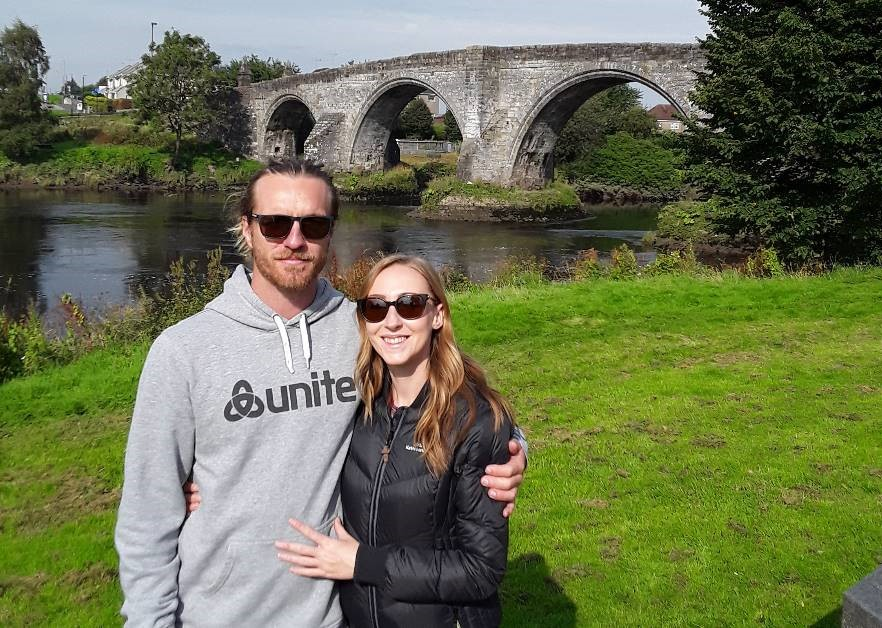 Stirling Bridge Tour