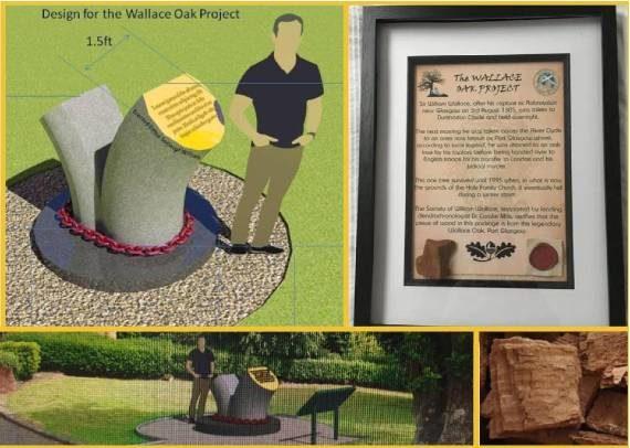 Wallace Oak Project